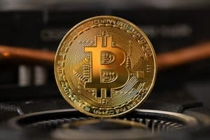 Bitcoin Erwerb